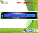 40X2 COB schermo LCM Carattere, MCU a 8 bit, pannello LCD Stn, FSTN LCM Monitor