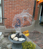 O fio de galinha colorido de Sailin para o ofício decora