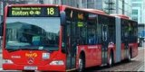 Signe programmable d'étalage d'artère de l'avant DEL de bus de ville de SMD