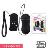 Hot-Sale Wireless Remote Control Diamond Vibrator Massager Dispositif de masturbation