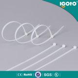 Serre-câble 5*300 en nylon auto-bloqueur en plastique (blocage de bille)