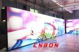 P10 Digitaces al aire libre que hacen publicidad de la tarjeta de la muestra de la visualización de LED con el alto brillo 8500nits