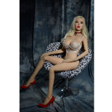 Nieuw Groot Doll van het Silicone van de Borst 4FT11 met Realistische Pussy van de Vagina