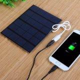 modulo policristallino delle pile solari di 3.5W 6V per il telefono di carico di batteria del sistema solare