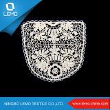 Merletto del collare del Crochet dei reticoli di disegni