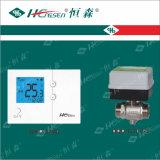Termóstato de Wks-301RF/regulador de temperatura/termóstato sin hilos de Digitaces/sistema calculador de los honorarios