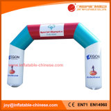 空気アーチ(A1-104)を広告する堅く膨脹可能なスポーツのゲート