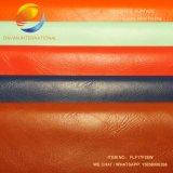 PU-Kunstleder für Schuh mit geprägter Oberfläche Fsb17f28A