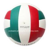 Volleyball s'exerçant de la taille 5 pour la promotion