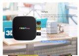 2017 le meilleur PRO S912 2g 16g 2GB cadre de vente de l'androïde TV du RAM 6.0 de T95r avec le cadre duel de Kodi TV de WiFi des prix promotionnels