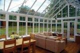 Woodwin Best Seller Aluminium Green House para Villa Garden