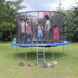 Кровать Trampoline предназначенных для многих игроков многофункциональных малышей напольная, парк Trampoline напольный
