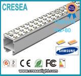 Nuovo indicatore luminoso lineare continuo di esecuzione 36W 48W 75W LED con Ce RoHS