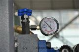 Estaca de alimentação dianteira hidráulica do balanço do CNC da série de QC12k/máquina de corte