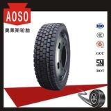 neumático sin tubo del omnibus del neumático del carro del kilometraje 12r22.5 de la marca de fábrica china larga de la venta al por mayor