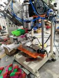 Máquina de acolchonamiento de la escoba de 2 colores del eje 3