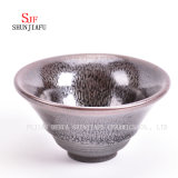 Porcelana &#160 de Dehua; Taza de té de cerámica de la arcilla del tazón de fuente del té del esmalte de Tianmu