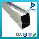 Perfil de aluminio de la nueva de diseño puerta de la ventana para el mercado de Filipinas