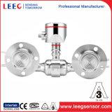 Transmissor do sensor da pressão diferencial com indicador