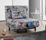 Het vouwen van Stof Sofabed als Extra Bed voor Kleine Zaal