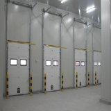 Porte sectionnelle industrielle automatique à grande vitesse