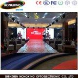 Muestra al aire libre de alquiler de la visualización de LED del funcionamiento de la alta calidad