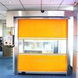 Rollen herauf schnelle Blendenverschluss-Tür für staubdichtes (HF-J02)