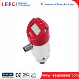 2× Transmissor de pressão da saída de PNP/NPN com função de interruptor
