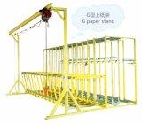cadena de producción del protector de borde de papel 70m/Min/máquina de la tarjeta del ángulo con el Ce (SANPPL-120G)