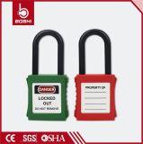 38mmの非導電ナイロン手錠のABSボディ安全パッドロック(BD-G11)