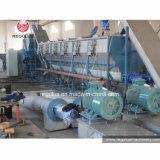 Máquina plástica de la recuperación de la basura de los desechos del PE