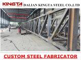 Contratista de construcción de acero de la fabricación de la soldadura del edificio de la estructura de acero