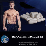 Les soins de santé de sports de 99% Bcaa complètent des tablettes de Bcaa