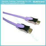 Мужчина OEM высокоскоростной к мыжскому кабелю HDMI для Computer/TV/HDTV