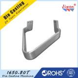 Hardware de los muebles de las piezas del CNC del aluminio que trabaja a máquina por encargo