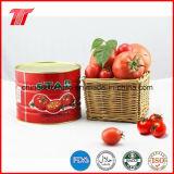 OEMのブランドのジーノの品質のCanedのトマトのり