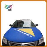 Lycar 직물 캠페인 깃발을%s 주문 국제적인 차 두건 덮개