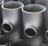 Dnvの高品質ASTM A234 Wp11 Wp12の合金鋼鉄ティー