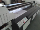 실내 장식을%s 빨 수 있는 인쇄 Full-Color UV 잉크 평상형 트레일러 인쇄 기계
