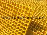 Grilles légères de la Corrosion-Resistan FRP/GRP