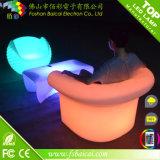 Cadeira do sofá do diodo emissor de luz