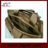Saco de nylon tático de Airsoft da pasta do saco do portátil de Carring da mão