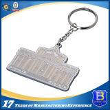 Dice-Форменный сплав Keychain для промотирования (Ele-K004)