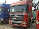 Fotonのトラックのトラクターの使用されたFoton Auman Gtlのトラクターのトラック