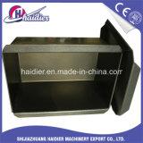 Rectángulo de aluminio de la tostada de la cacerola del pan del revestimiento de Teflón con la tapa