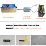 De zonne Aangedreven Automatische MiniMachine Hatcher van de Incubator van 48 Eieren Kleine