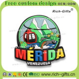 주문을 받아서 만들어진 훈장 선전용 선물 영원한 냉장고 자석 기념품 베네수엘라 (RC-VE)