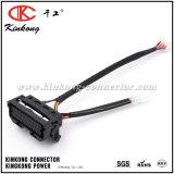 Монтажная схема отрезка провода разъём-розетка сборки кабеля Kinkong изготовленный на заказ