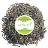 プライベートラベルの有機性自然な草の食欲の抑制そして焼跡の脂肪質の茶