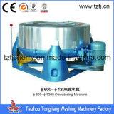 Máquina Centrífuga Industrial do Secador 500kg (SS) com Fi & a Caixa Elétrica